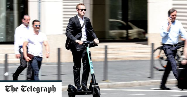 E-scooter trials:  Rentals allowed from this weekend as race to roll-out gathers pace featured image