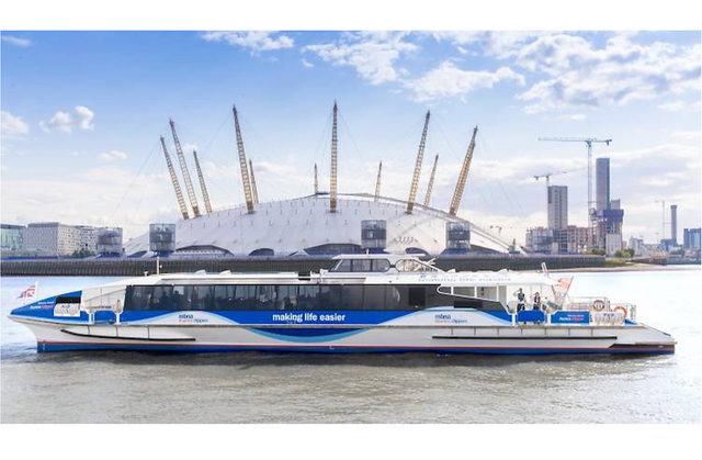 Uber teams up with Thames Clippers for riverboat service featured image