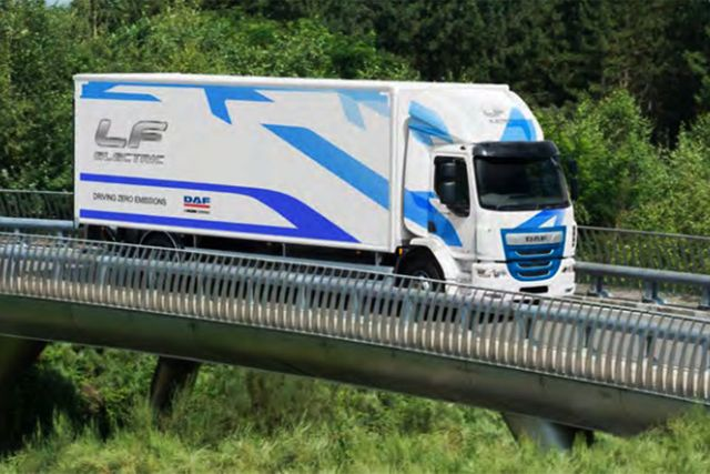 Electric motorways: A new direction for road freight? featured image