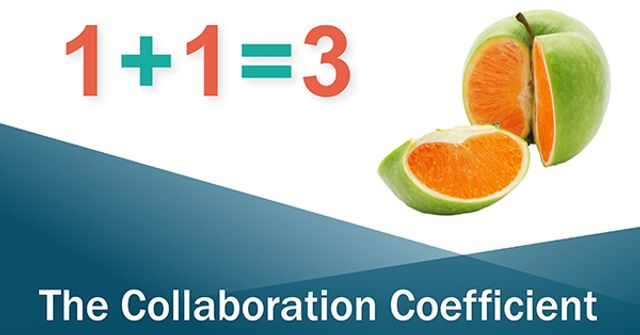 The Collaboration Coefficient - by Stephen Allen of Hogan Lovells and Liam Brown of Elevate featured image