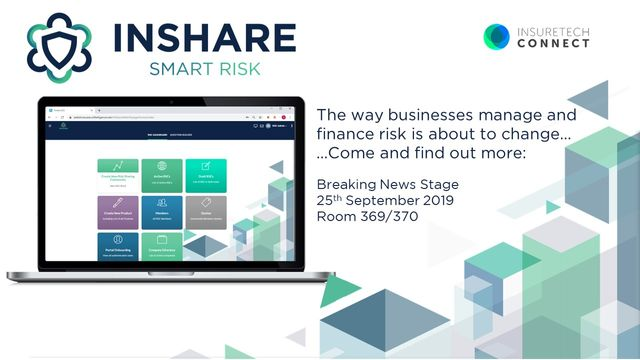 InShare SMART Risk - InsureTech Connect featured image