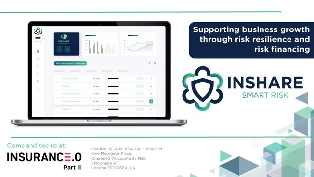 InShare SMART Risk attending Insurance 3.0 featured image