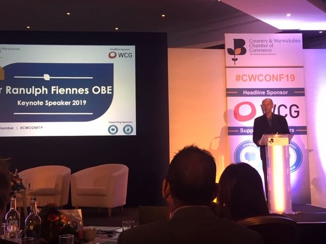 Coventry & Warwickshire Chamber of Commerce Annual Business & Economic Conference 2019 featured image