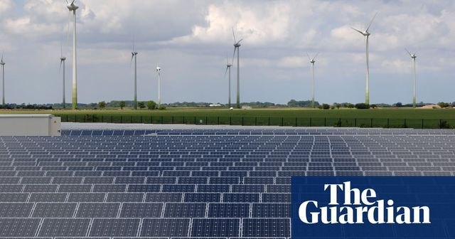 Solar and wind power the UK in May featured image