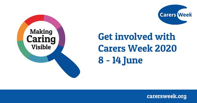 Carers Week 2020 featured image
