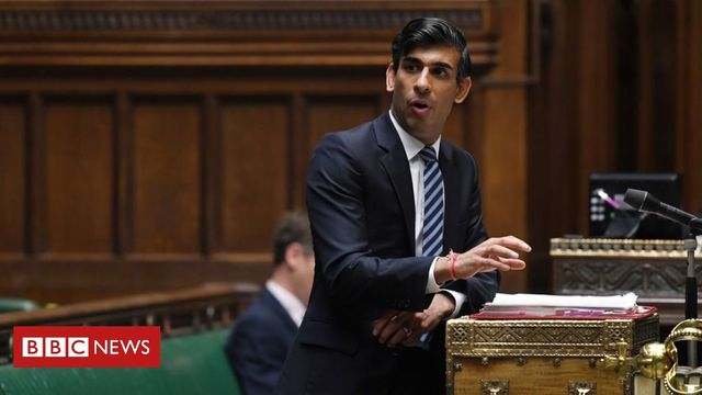 Chancellor Rishi Sunak has confirmed that he will extend the furlough scheme until the end of March. featured image