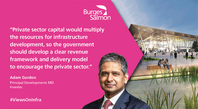 Unlocking private sector investment in UK infrastructure featured image