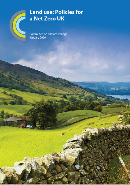 Committee on Climate Change: Land use must change to achieve net zero featured image