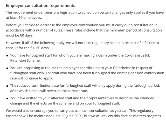 Views sought on greater flexibility for pensions contributions featured image