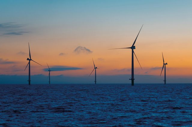 UK Decarbonising Offshore Wind Maritime Operations - First Steps featured image