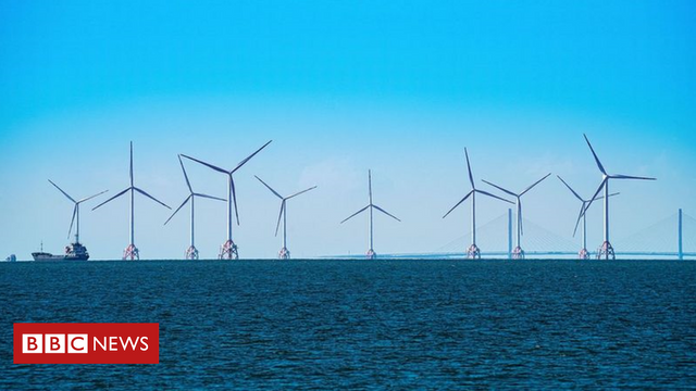 Britain's greenest ever day featured image