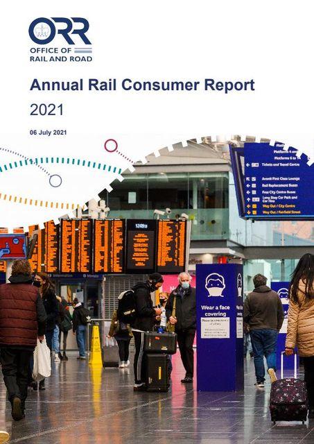 ORR's Annual Rail Consumer Report featured image