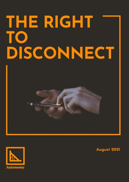 The right to disconnect? featured image