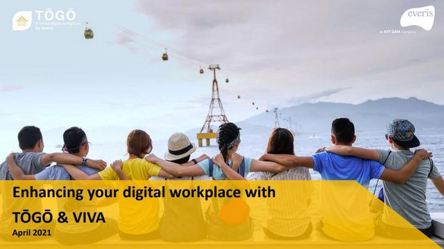 TŌGŌ, empowering every employee in the digital workplace featured image