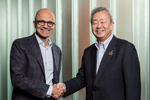 NTT and Microsoft form a strategic alliance to enable new digital solutions featured image
