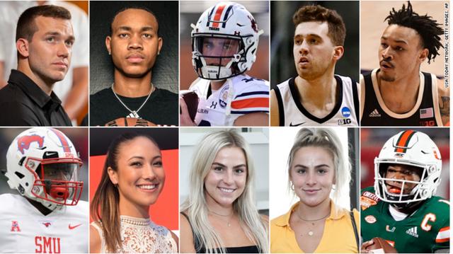 College Athletes Market Themselves, Monetizing Name, Image, & Likeness featured image