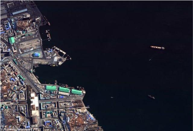 North Korea sanctions evasion continues featured image