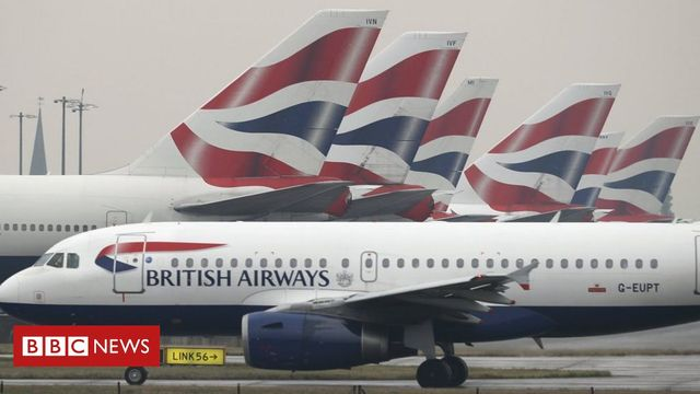 BA fined £20 million by ICO for data breach featured image