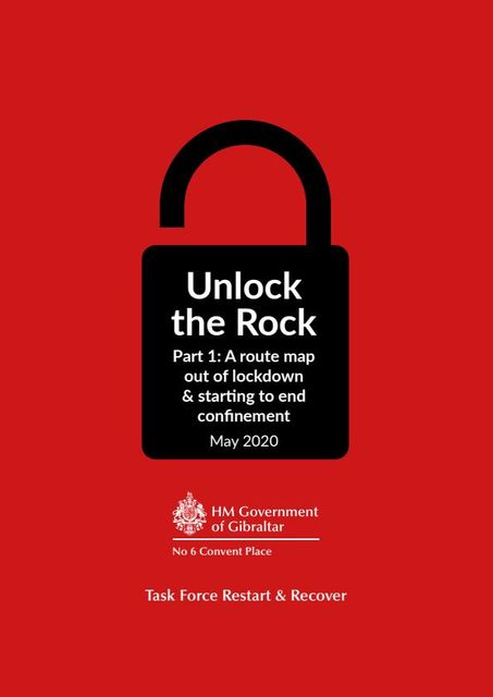 Government of Gibraltar publishes 'Unlock the Rock' featured image