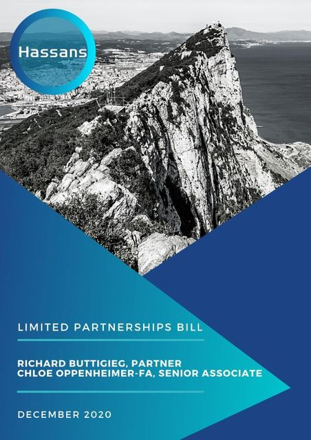 Limited Partnerships Bill featured image