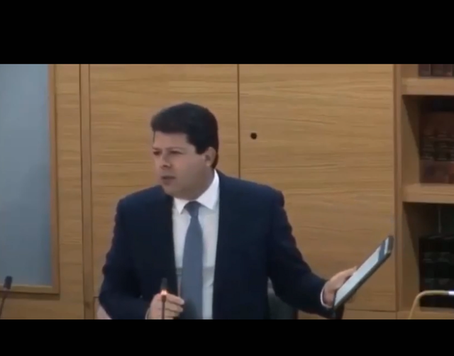 The one where….Gibraltar's Chief Minister cites you in Parliament. featured image