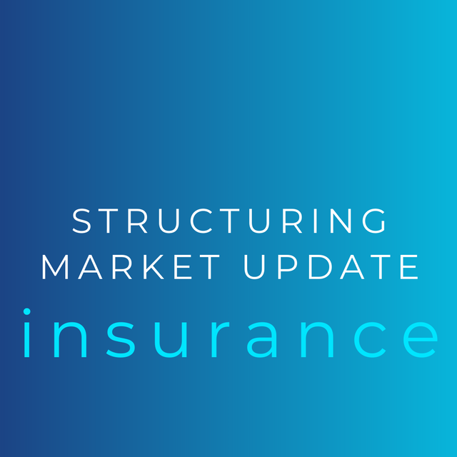 Structuring Market Update: Insurance featured image