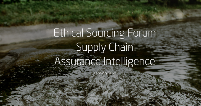 The February Supply Chain Assurance Newsletter featured image