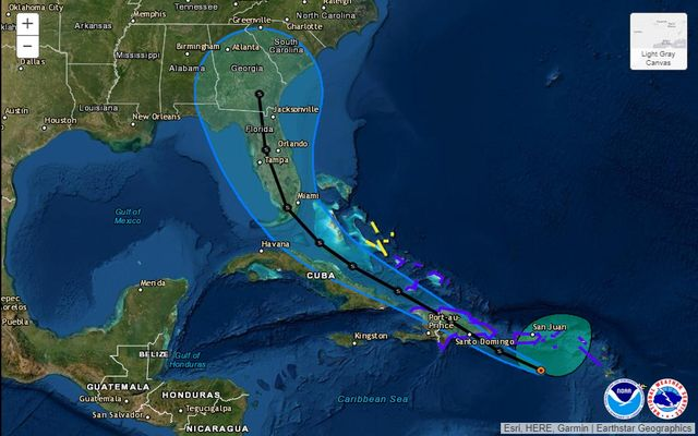 I raise you a pandemic AND a potential hurricane. featured image