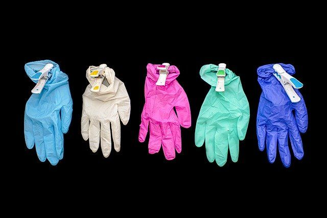 gloves and mask - fashion or essential featured image