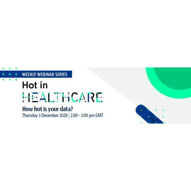 Hot in Healthcare Webinar: 3 December featured image