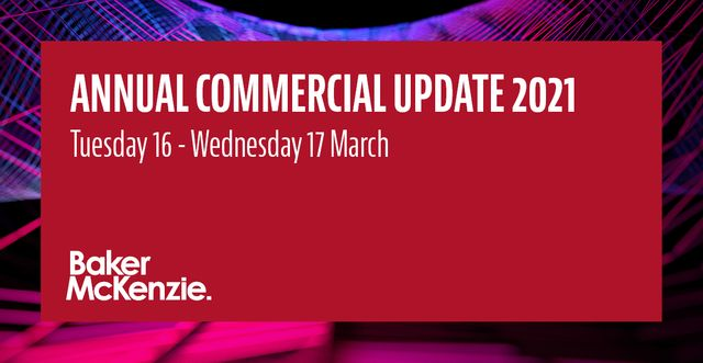Annual Commercial Update 2021 featured image