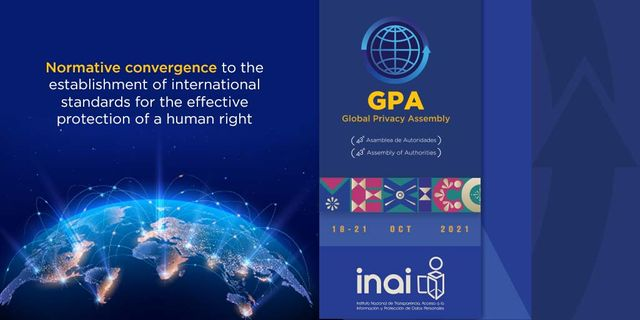 Highlights from Day 2 of Global Privacy Assembly 2021 (GPA Mexico 2021) featured image