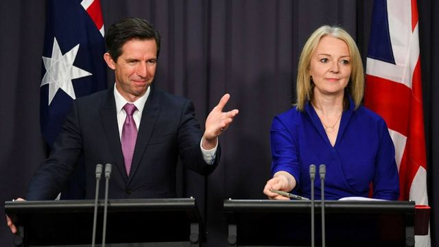 As trade talks with the EU lack progress, could a deal with Australia and NZ be on the cards? featured image
