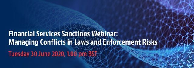 How can Financial Institutions manage conflicts in sanctions laws ? featured image