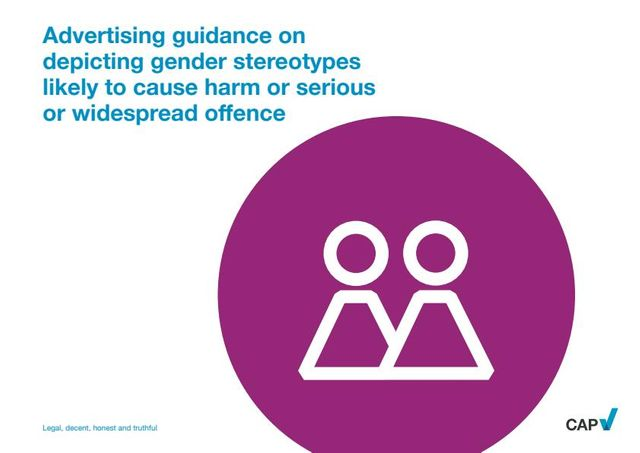 ASA publishes 12 month review of gender stereotyping  rule in advertising featured image