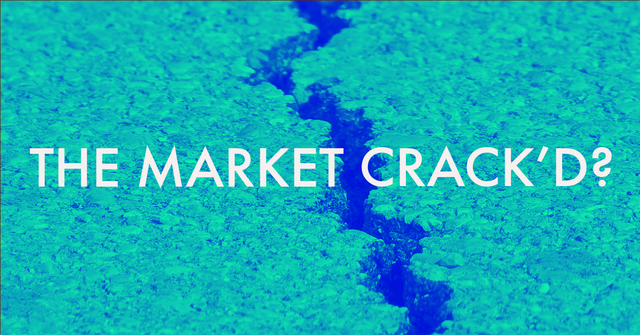 The market crack'd from side to side? featured image