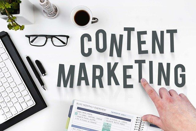 """""""Content marketing is the only marketing that's left"""" featured image"""