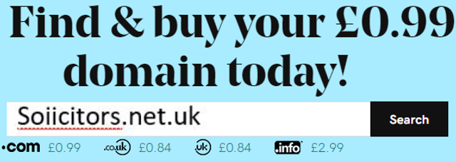 Domain Typo Squatting, yes that is really a thing! featured image
