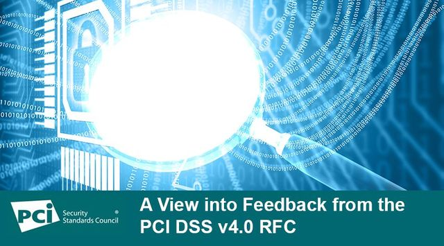 PCI DSS Version 4.0 - Industry feedback featured image