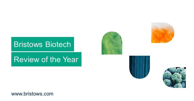 Bristows launches Biotech Review of the Year featured image