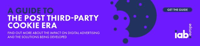 IAB publishes updated guide to the post-third party cookie era featured image