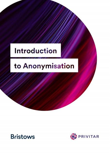 The anonymisaton quandary featured image