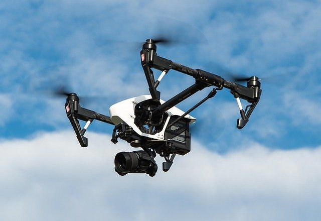 Drones for virtual viewings of commercial properties? featured image