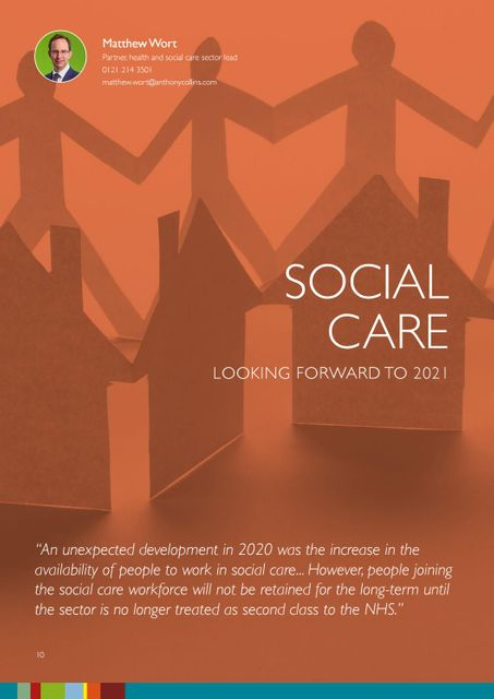 Looking forward into 2021 - health and social care featured image