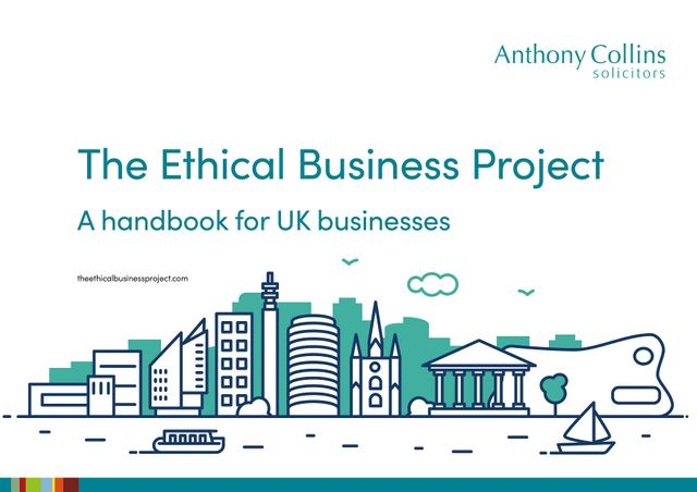 Launching The Ethical Business Project featured image
