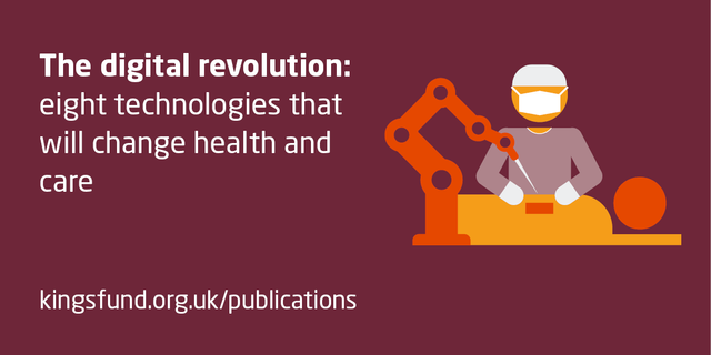 How technology is transforming healthcare featured image