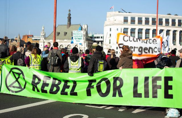 Considerations for trustees who want to support Extinction Rebellion featured image