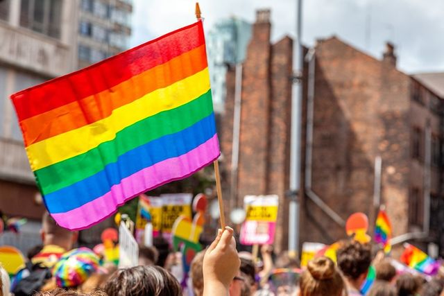 The Proud Trust - creating a safe space for the LGBT+ community featured image