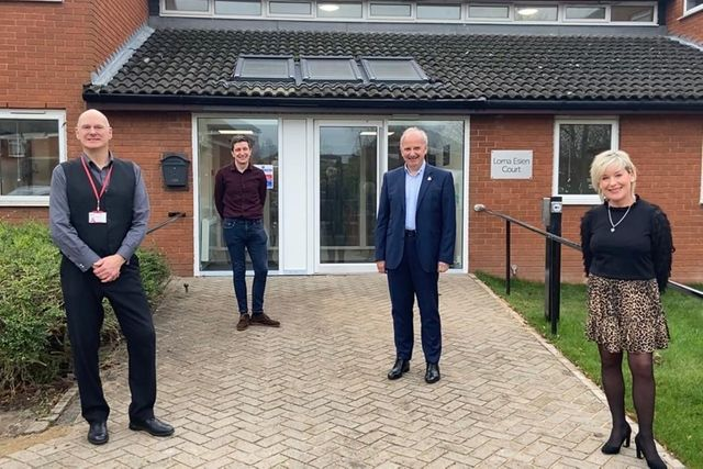 Helping St Basil's help young people into homes featured image