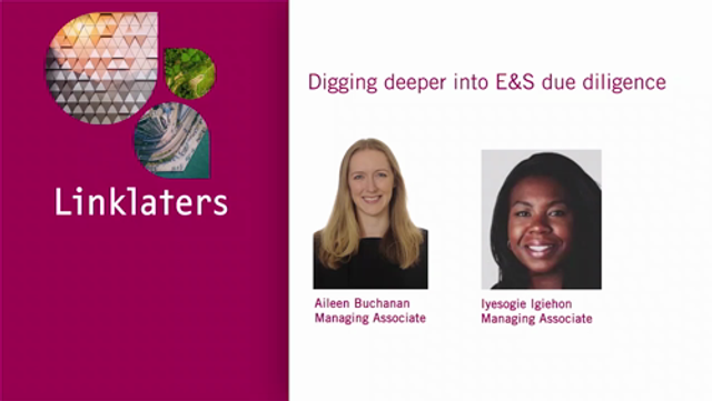 Digging deeper into E&S due diligence featured image